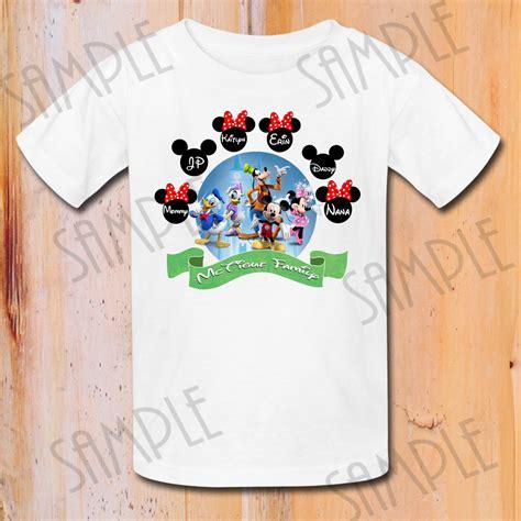 design a disney vacation shirt disney family vacation t shirts iron on transfer printable
