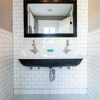 kohler brockway sink vintage bathroom behr ashes