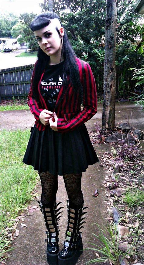 emo gotica imagenes gothic deathrock goth pinterest g 243 tico moda g 243 tica