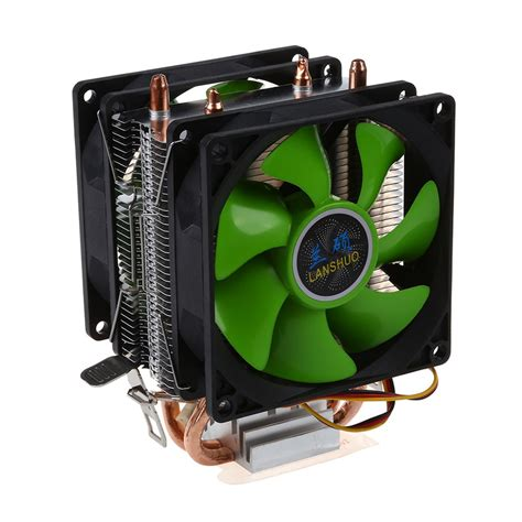 Dijamin Fan Procesor Ori Intel Lga 775 cpu cooler silent fan for intel lga775 1156 1155 amd am2 am2 am3 si ebay