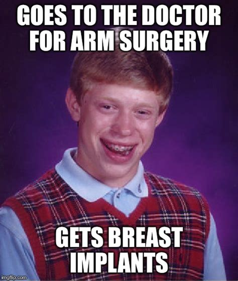 Breast Implant Meme - so he s a she imgflip