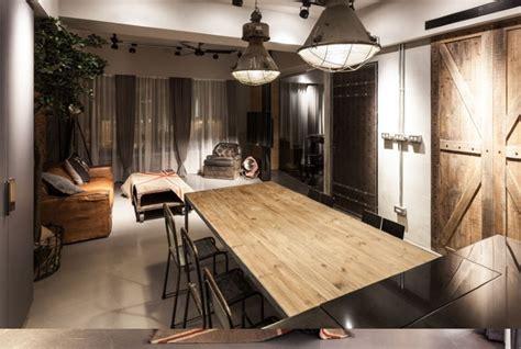 industrial apartment industrial apartment in taipei design