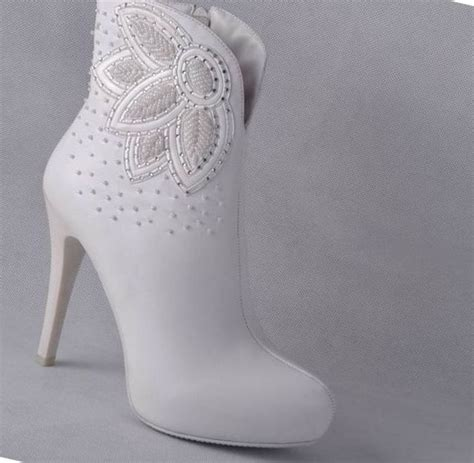 Wedding Booties For by Wedding Boots