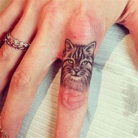 finger tattoo elephant cara delevingne starts finger tattoo trend elephant