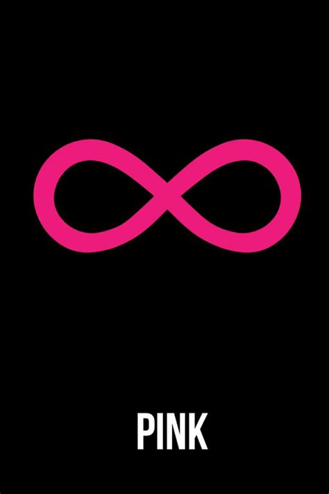Infinity Pink pink infinity sign wallpaper image 536