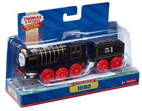 Fisher Price And Friend Seri Hiro wooden railway sets center