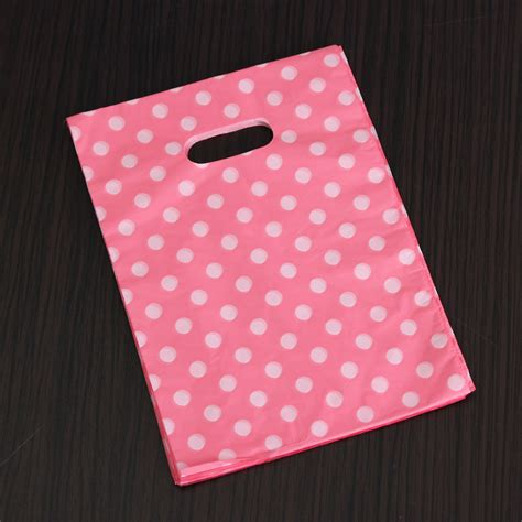 pretty pattern gifts 100pcs pretty mini mixed pattern plastic jewelry gift bag