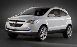 Chevrolet Crossover Vehicles Car And Driver