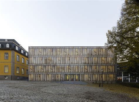 architekt essen gallery of folkwang library max dudler 8