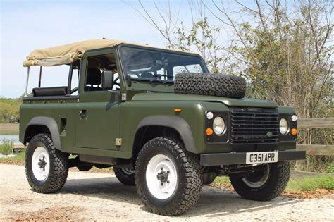 land rover defender diesel 1986 land rover defender 90 diesel for sale
