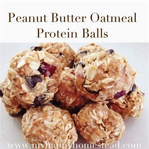 protein oatmeal balls peanut butter oatmeal protein balls irvine