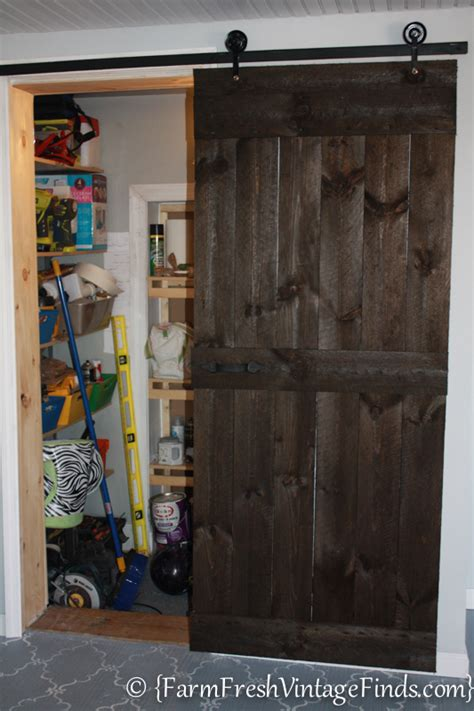 how to make a barn door how to build a barn door for around 20 bucks farm