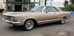 1963 Buick Riviera Value 1963 Buick Riviera Base Hardtop 2 Door 6 6l