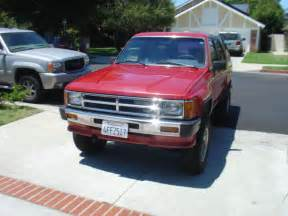 1988 Toyota Value 1988 Toyota 4runner Ca Truck 1986 1987 1989 For Sale