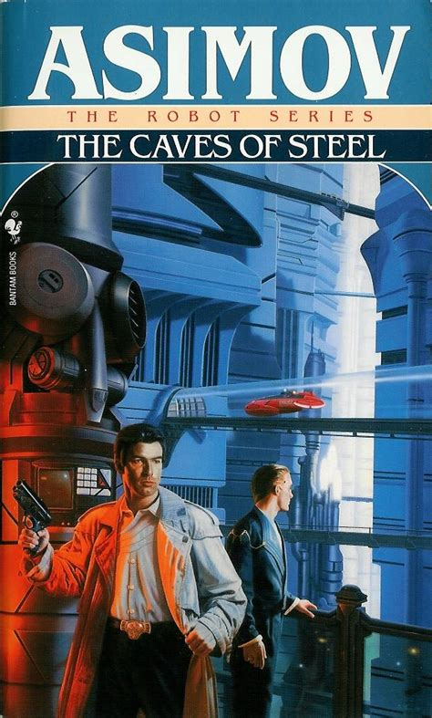0008277761 the caves of steel isaac asimov s the caves of steel being adapted at fox