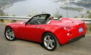 Pontiac Solstice For Sale San Antonio Pontiac Solstice Gxp Convertible San Antonio 78247