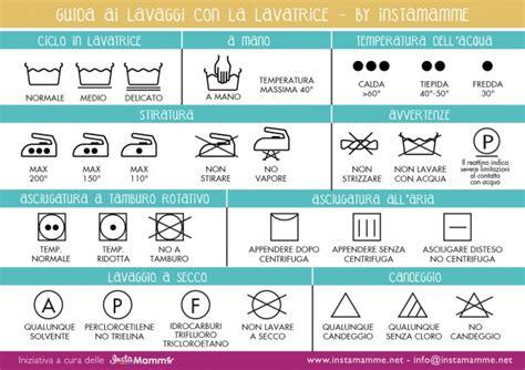 Simbolo Lavaggio In Lavatrice by Un Bucato Senza Stress E Sorprese Instamamme