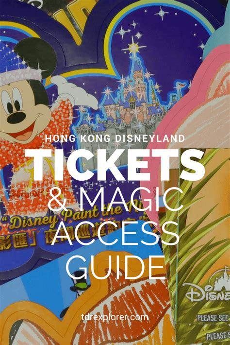 Disney Land Hongkong Promo Ticket Child 03 11 Yrs discount hong kong disneyland park tickets tdr explorer