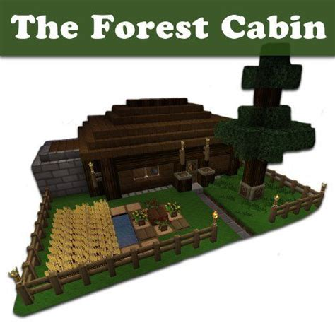 minecraft boat instructions minecraft building designs the forest cabin step by step