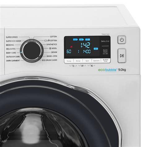 Samsungs Designer Washing Machine by Boots Kitchen Appliances Washing Machines Fridges More