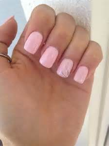 light nails light pink nails hair and stuff