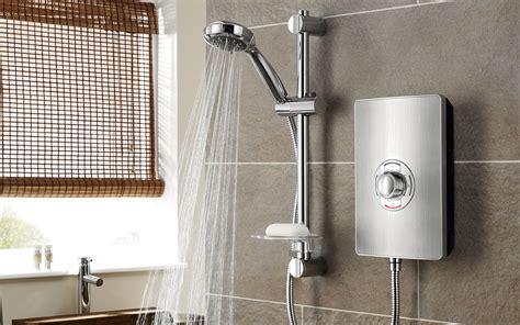 bathroom suites with shower enclosures showers