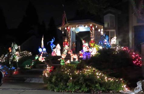 catchy collections of san ramon christmas lights insane