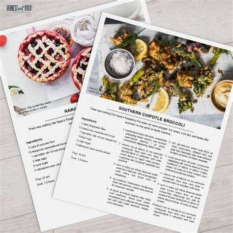 best 25 cookbook template ideas on pinterest recipe