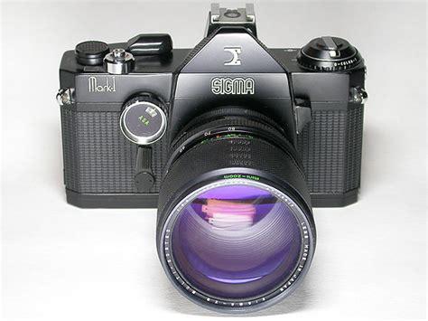 Kamera Sigma kamera und fotomuseum kurt tauber sigma i