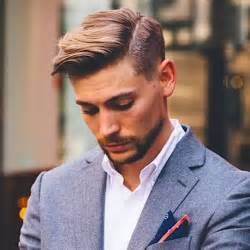 center part mens hairstly side part hairstyles and parted haircuts haircuts hair