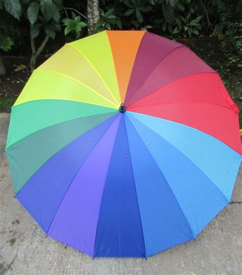 Ffc 12 Pin Lebar 7 Mm Panjang 95 Mm Terbalik rainy collections payung golf motif rainbow