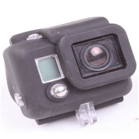 Promo Tmc Lens Protection For Gopro Hr253 Black Murah tmc sixxy silicone for gopro hd 3 hr53 black