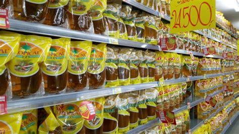 Minyak Goreng Lotte Mart minyak goreng tropical tropicana dan bimoli turun harga di hypermart tribun timur