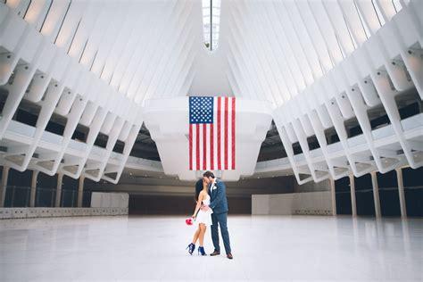Wedding In New York Public Library