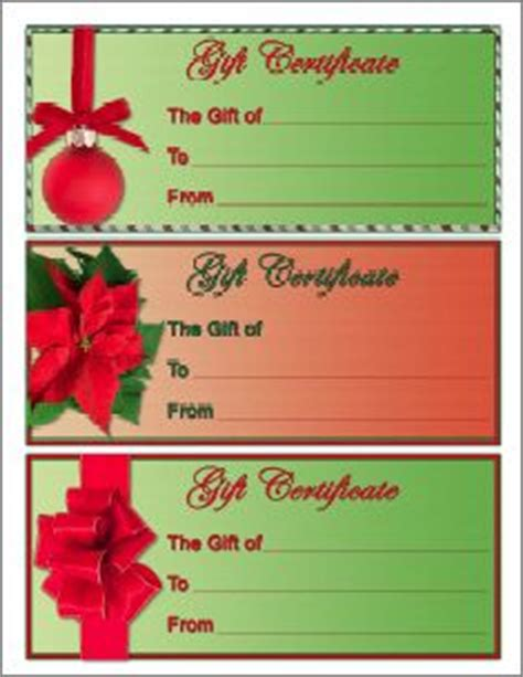 Gift Card Receipt Template - best 25 gift certificate templates ideas on pinterest gift certificates free gift