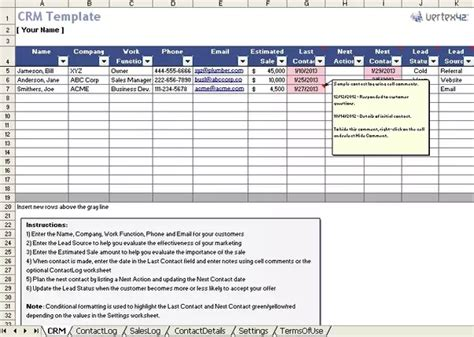 Who Has A Good Excel Spreadsheet To Keep Track Of Cold Calls Quora Cold Call Log Excel Template