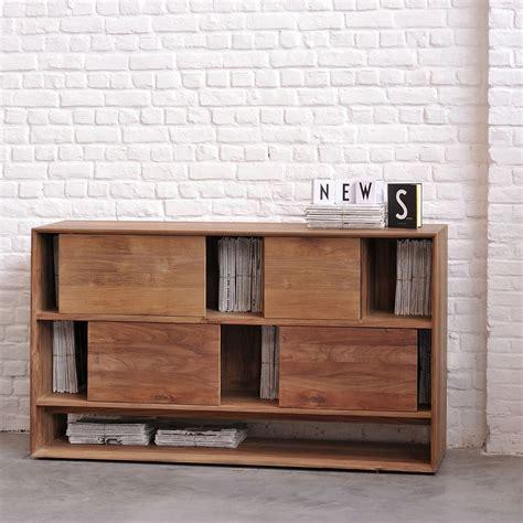 mobile soggiorno basso nordic r mobile soggiorno ethnicraft in legno diverse