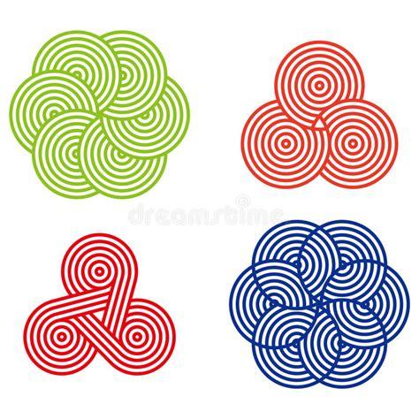 set of oriental design elements stock vector image 22896967 design round logo element stock vector image of contact