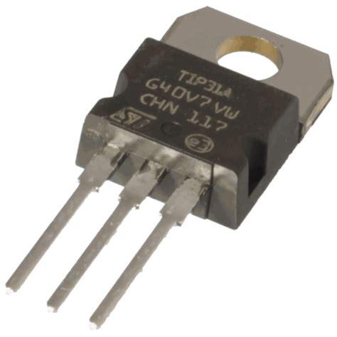 Tip31 Tip31c Transistor Npn 3a 100v To 220 Ak69 tip31 npn transistor 3a 100v