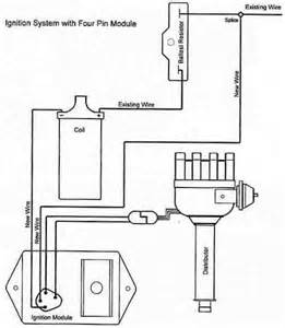 electronic ignition wiring diagram images frompo