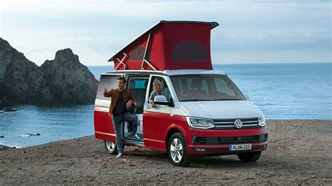 Volkswagen California Cervan Consideration For