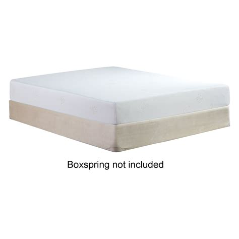 Comfort Expressions Mattress by Expression 10 Inch Memory Foam Mattress