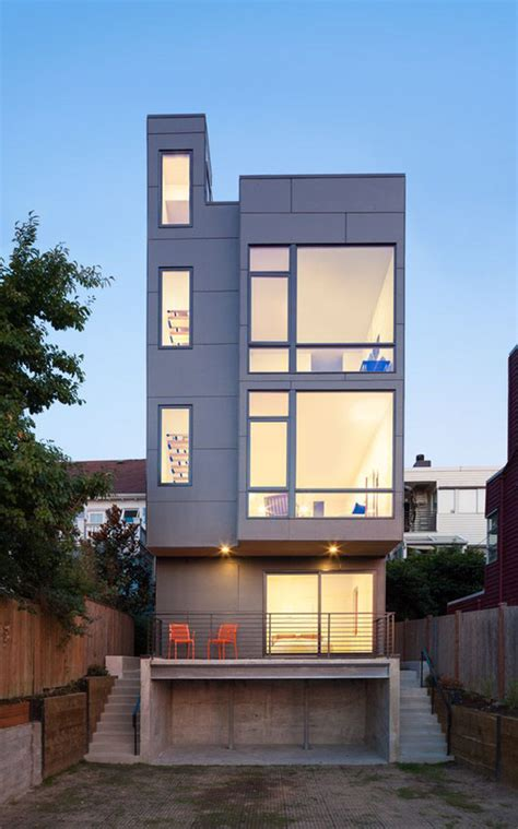 18th ave city homes malboeuf bowie architecture archdaily