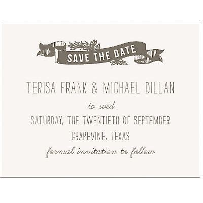 homestead save  date     paper source save  date inspiration