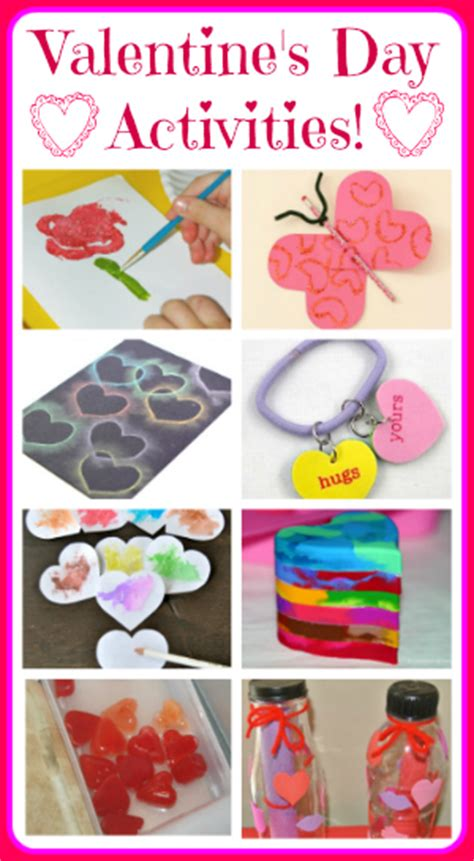 valentines activities for children 10 s day projects for true aim