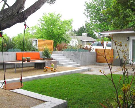 Backyard Layouts Ideas Backyard Features Interesting Webgaintskids Backyard Playground With Surprising Landscape Design