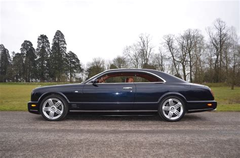 bentley brooklands coupe used black saphire metalic bentley brooklands for sale