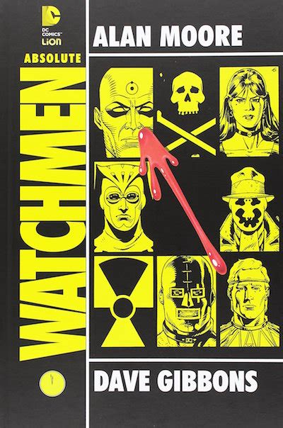 libro watchmen absolute edition 30 fumetti e volumi illustrati da regalare a natale fumettologica