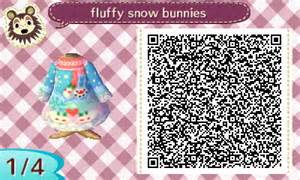 Acnl fluffy snow bunnies dress qr code sosostris com