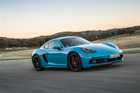 Porsche Cyman by New Porsche 718 Cayman And Boxster Gts Detailed In 85 Pics